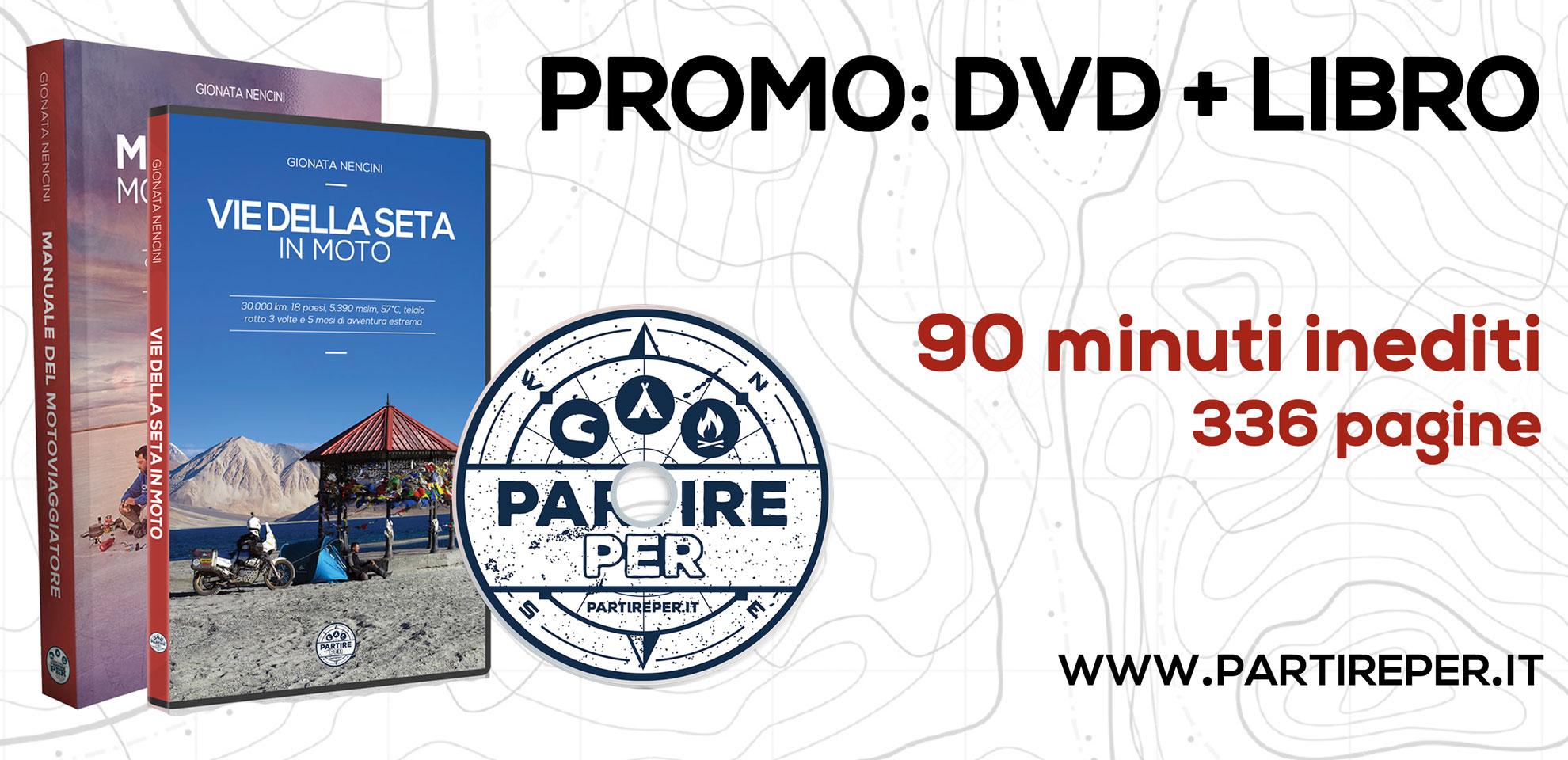 PROMO: DVD + LIBRO
